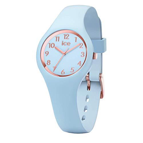 Ice watch orologio analogico quarzo donna con cinturino in silicone 15345