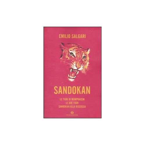 Romanzi Di Sandokan (I)