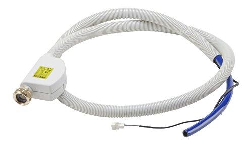 DREHFLEX® - Aquastopschlauch / Zulaufschlauch / Wasserblock-Zulaufschlauch passend für diverse Geschirrspülmaschinen von Miele passend für Teile-Nr. 7638501 / 10499861 / 10499862 - möglicher Aufdruck M-Nr. 05064002