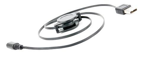 SYNC- LADEKABEL AUFROLLBAR MIKRO USB für B&O Bang & Olufsen (H7, H9) | Beoplay E8 Kopfhörer