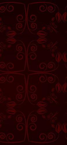 Peelitstickit id 004-60 x 130 cm, altezza moquette con motivo floreale, di alta qualità, carta da parati, in vinile, da parete