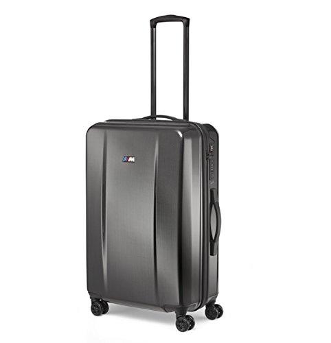 Preisvergleich Produktbild Original BMW M Boardcase Handgepäck Trolley in Carbonoptik - Kollektion 2016/2018