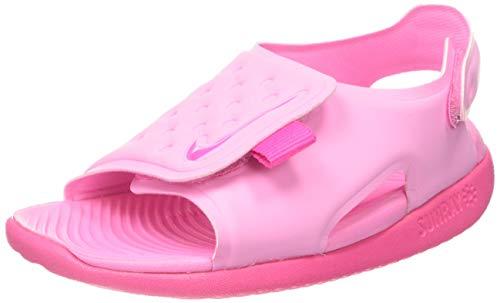 Nike Jungen Sunray Adjust 5 (TD) Gymnastikschuhe, Pink (Psychic Pink/Laser Fuchsia 601), 21 EU