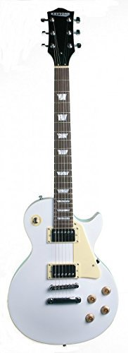 KEYTONE GUITARRA ELECTRICA LP STYLE COLOR WHITE