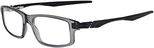 Oakley Rx Eyewear Für Mann Ox8035 Trailmix Grey Smoke Kunststoffgestell Brillen, 54mm