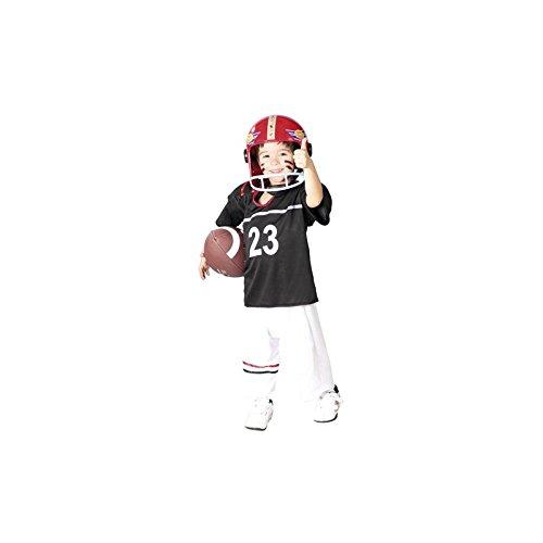 Football Spieler - Kostüm für Kinder Gr. 110 -
