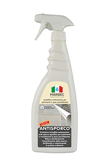 Marbec - ANTISPORCO 750 ML | Protettivo antisporco per gres porcellanato