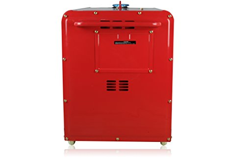 Kraftherz Diesel Stromerzeuger KH6600D Test - 4