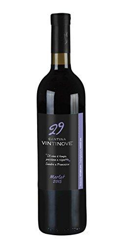 MERLOT DOC - cl. 75 - Cantina Vin Ti Nove