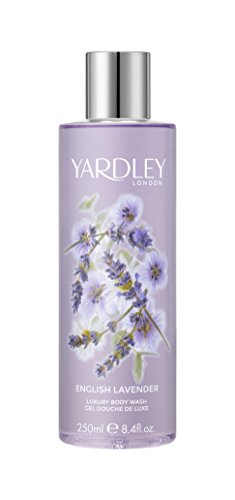 Yardley London English Lavender Luxury Body Wash 250ml