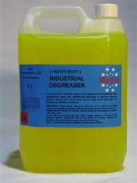Mistral Heavy Duty Industrial Cleaner & Degreaser 4x5L (20 litres) - Task Force