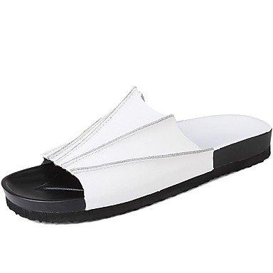 Uomo Slippers & Primavera Estate Autunno Comfort pelle bovina all'aperto Athletic Dress Casual sh Upstream sandali US7 / EU39 / UK6 / CN39