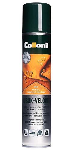 Collonil Collonil Nubuk Velours Spray Schuhpflege 200 ml Schwarz