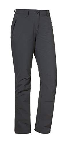 Schöffel Damen Pants Engadin Hose, Grau (charcoal), 46