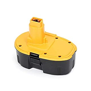 POWERAXIS DC9096 Battery 18V 3.0Ah Ni-MH Replacement Battery for Dewalt DC9096 DE9098 DE9039 DC725 DE9095 DE9503 DE9096 DC9098 DW9095 DW9096 DW9098