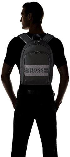 BOSS Green  Pixel F_Backpack 10180620 02, Sacs portés épaule homme Noir - Noir