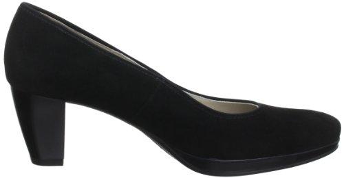 ara Toulouse 12-43402-06, Scarpe col tacco donna Nero (Schwarz (schwarz))