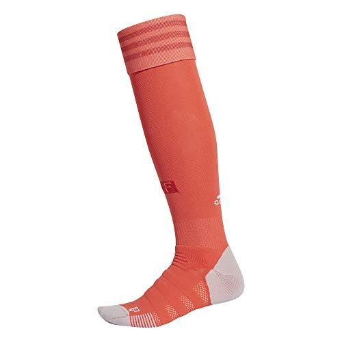 Adidas Real Madrid Naranja Masculino - Calcetines