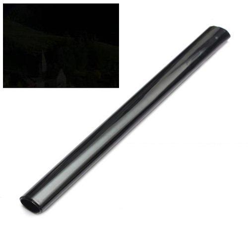 Film de Fenetre teinte - SODIAL (R) 50cm x 6m Film de Fenetre teinte Noir 5% Rouleau VLT 2 PLY Auto Verre voiture