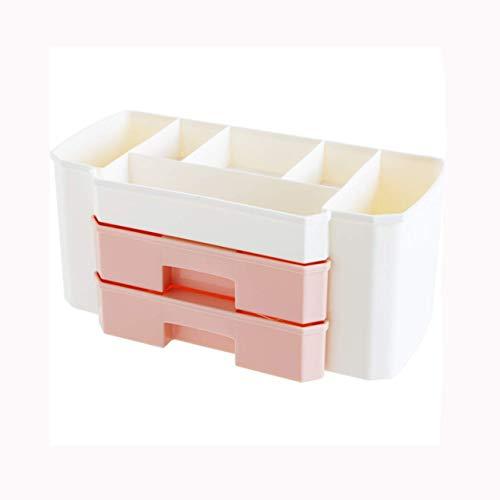 N/A NA Aufbewahrungsbehälter, kosmetischer Aufbewahrungsbehälter, Fach-Art Einfacher Haushaltsaufbewahrungsbehälter, große Kapazitäts-Desktop-Drucker-Zubehör Schmuck-Rack