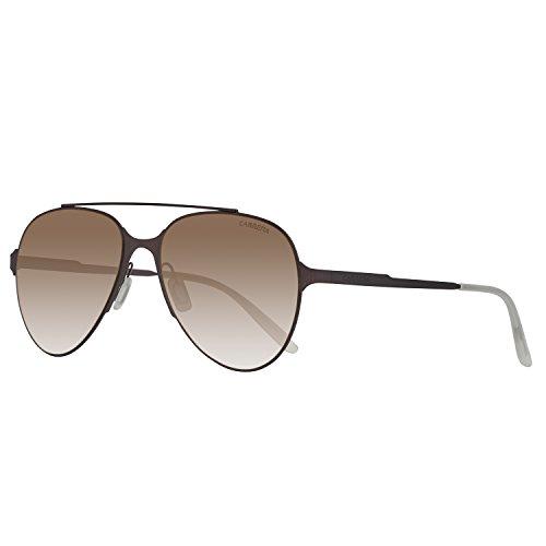 Carrera Unisex-Erwachsene 113-S-AQU-YJ Sonnenbrille, Braun (Brown), 57