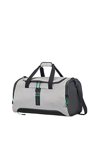 SAMSONITE Paradiver Light – Duffle 51/20 Bolsa de viaje, 51 cm, 47 liters, Gris (Jeans Grey)