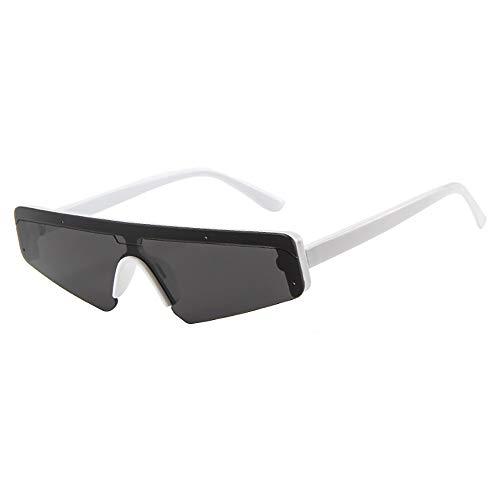 Dorical Unisex Sonnenbrillen Herren und Damen Mehrfarbig Mode Vintage Sonnenbrille/Frauen Männer Jahrgang Retro Brille Unisex Irregulär Rahmen Sonnenbrille Brillen Promo