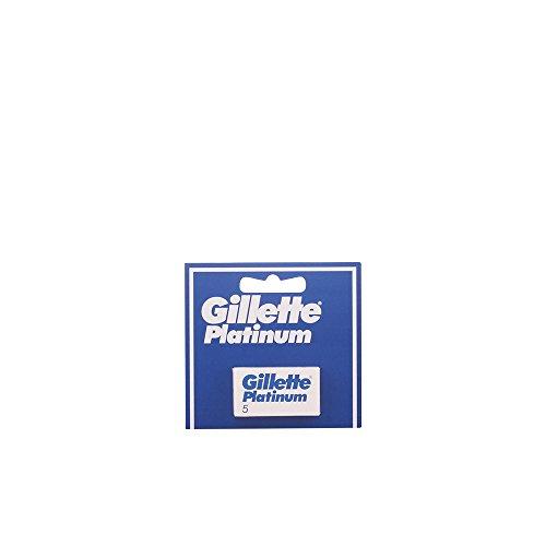 Preisvergleich Produktbild Gillette Platinum Rasierklinge - 5 Stück