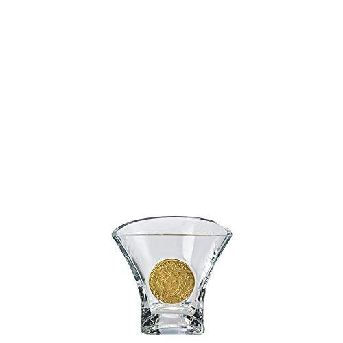 Versace meets Rosenthal Medusa Madness Clear Vase H.18cm transparent Rosenthal Versace Medusa