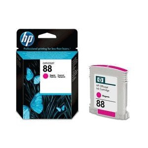 HP Ink Cartridge No 88 C9387AE Magenta (Ca. 1000 Pages)