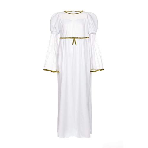Kostümplanet® Engel-Kostüm Mädchen 140 Kinder Kostüm Fasching -