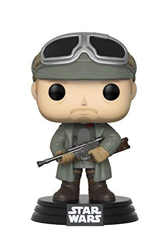 Funko Pop Tobias Beckett (Star Wars 242) Funko Pop Han Solo: Una Película de Star Wars