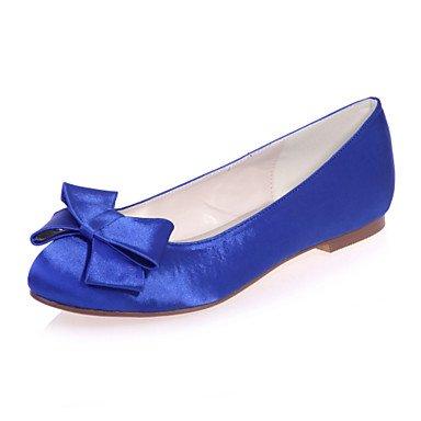 RTRY Scarpe Donna Raso Tacco Piatto Round Toe Appartamenti Matrimoni/Parte &Amp; Eveningshoes Più Colori Disponibili US6 / EU36 / UK4 / CN36