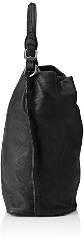 Marc OPolo - Eight, Borse a spalla Donna Nero (Black)