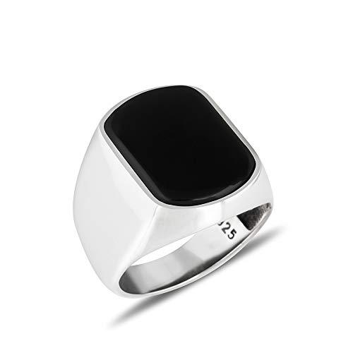 Affix  -  925 Sterlingsilber Sterling-Silber 925 Onyx