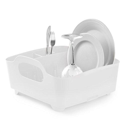 Umbra 330590-660 Tub Egouttoir Vaisselle Blanc