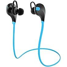 UNOTEC Auricular Bluetooth Lb-Run Azul