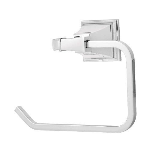 Speakman SA-1304 Rainier Bathroom Square Towel Ring, Polished Chrome by Speakman