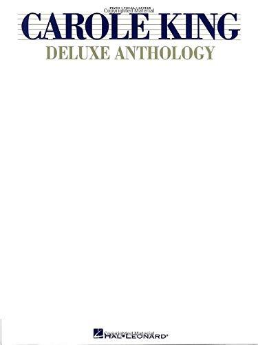 Deluxe Anthology: Songbook für Klavier, Gesang, Gitarre