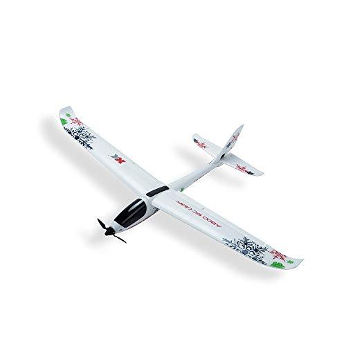 CUEYU RC Ferngesteuertes,WL XK-A800 EPO Starrflügel 5CH Segelflugzeug Spannweite 780mm Fernbedienung Flugzeug,Geeignet für Anfänger und Profis