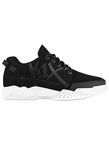 K1X All Net Black Denim Black Wool