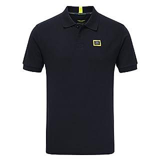 ASTON MARTIN 2018Racing Team Herren Travel Polo Shirt Navy Gr. XS-XXXL