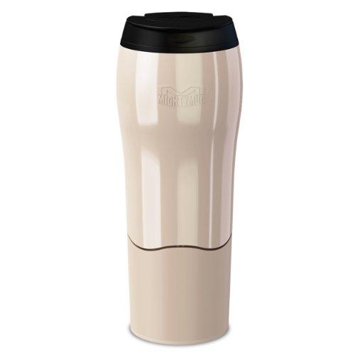 Mighty Mug MM1526 To Go Tasse Polypropylène/Caoutchouc/Silicone Blanc 45 x 35 x 25 cm