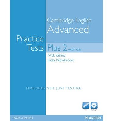 Practice Tests Plus CAE 2 New Edition without Key with Multi-ROM and Audio CD Pack (Mixed media product) - Common