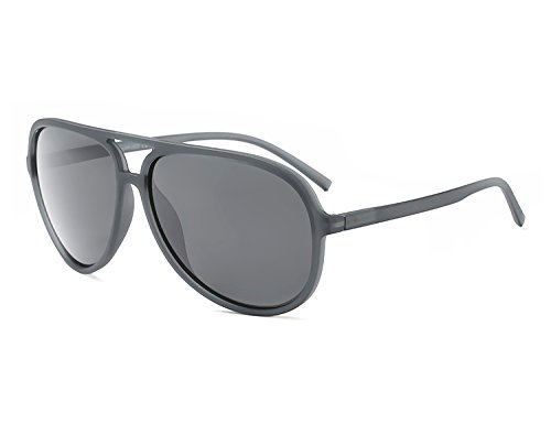 Bmeigo Aviator Sonnenbrille Herren Sonnenbrillen Polarisiert Vintage Pilotenbrille Brille Unisex...