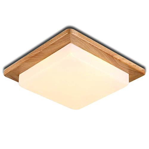 LED Moderne Deckenleuchte Minimalistische Deckenlampen Kreative Deckenbeleuchtung Deckenstrahler Holz Glas Lampeschirm Wohnzimmer Schlafzimmer Höhle Restaurant Innenlampe Kinderzimmer Warm Licht