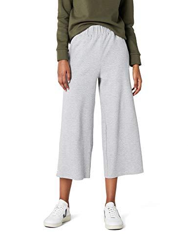 Urban Classics Damen Ladies Culotte Sporthose, Grau (Grey 00111), 40 (Herstellergröße: L) -