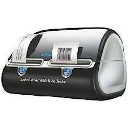 Dymo LabelWriter 450 Twin Turbo Impresora de etiquetas térmica