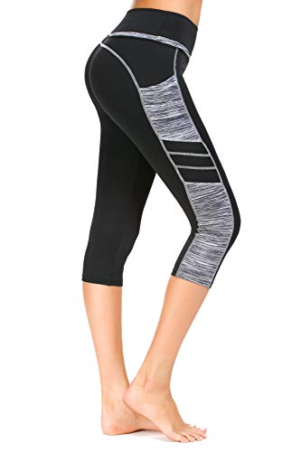Munvot Damen Sporthose Sport leggings Tights - YA2073-0310/XS(DE34-36)