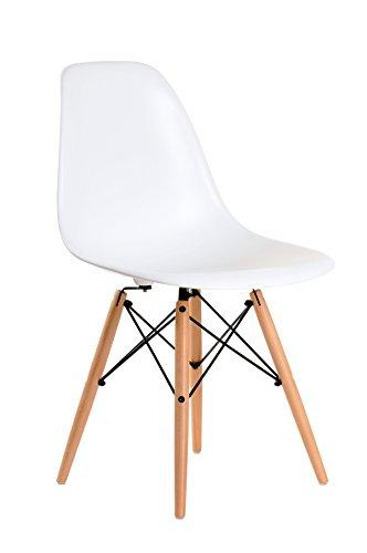 Aryana Home Bürostuhl Replica Eames weiß